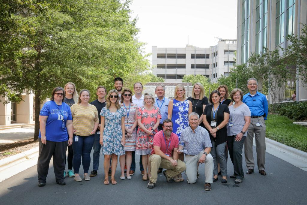 Duke CIVICs Clinical Core team member picture
